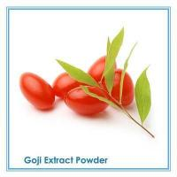 China natural plant Wolfberry goji berry extract wholesale