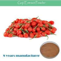 The top Quality Wolfberry extract food additives Goji powder Polysacchrides 50%