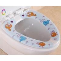 China Self-Adhesive toilet seat cushion toilet mat seat cover on sale