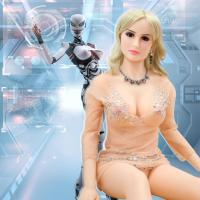 Buy cheap Food Grade TPE Smart AI Robot 158 cm Curvy Real Life Adult Dolls from wholesalers