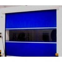 China High Speed Automatic PVC Roller Up Door wholesale