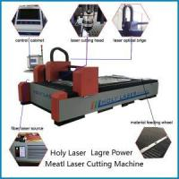 China Large Power Laser Metal Cutting Machine-Holy Laser on sale