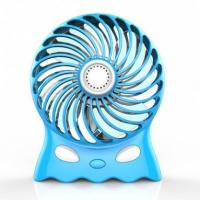 China USB Cooling Fan USB fan with led and perfume box wholesale