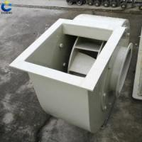 China Pp anti-corrosion centrifugal fan on sale