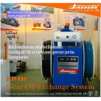 China Generator Oil Exchange Business Opportunity wholesale