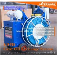Generator Oil Exchange JY-F35 Gearbox Oil Exchange System