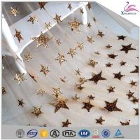 China Newest Design Hand Beaded Fabric For Dresses wholesale