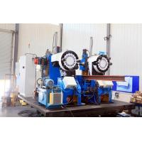 Orbit weld NC equipment Double - horizontal rail welding seam processing center
