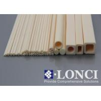 China Single Double Four Hole Alumina Ceramic Insulation Tubes wholesale