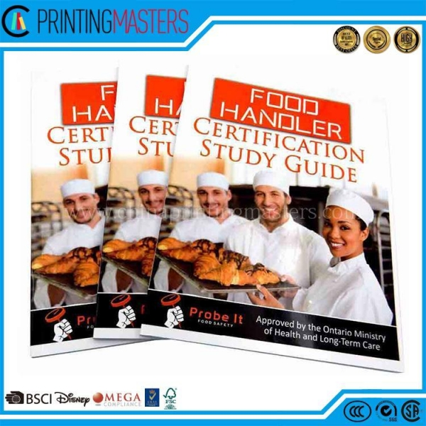 Quality Professional Spiral Binding Cooking Book Printing In China for sale