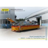 China Storage Battery Operated Platform Trolley Pendant And Remote Controller wholesale