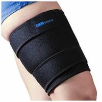 China DenSports Hamstring Brace Compression Sleeve and Thigh Support wholesale