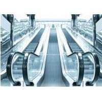 Buy cheap ISO9001 Automatic Escalator 800mm step width with overspeed protection from wholesalers