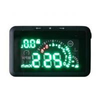Buy cheap LED Car HUD Head Up Display With OBD2 Interface Plug & Play Speeding Warn System W01 from wholesalers