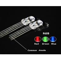 Buy cheap SMD LED 5mm RGB LED Common Anode from wholesalers