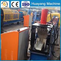 Buy cheap gutter cold roll forming machine from wholesalers