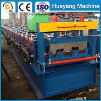 Buy cheap 688 Floor deck roll forming machine from wholesalers