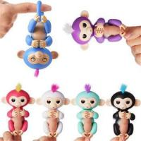 Buy cheap Newest Toy interactive baby fingerlings monkey for kids from wholesalers