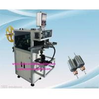 armature rotor machine WD-1-SPI Armature insulation paper inserting machine