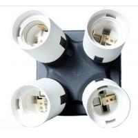 China studio accessories four lamp holder Continuous Lamp Light Bulb Holder on sale