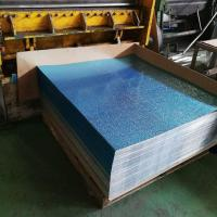 Buy cheap Hammered Embossed Aluminum Panel from wholesalers