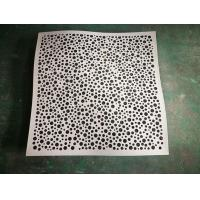 Buy cheap Galvanized Iron Honeycomb Panel from wholesalers