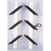 Buy cheap alum. louvre frames with PP clips 6DPAA40-H2SL from wholesalers