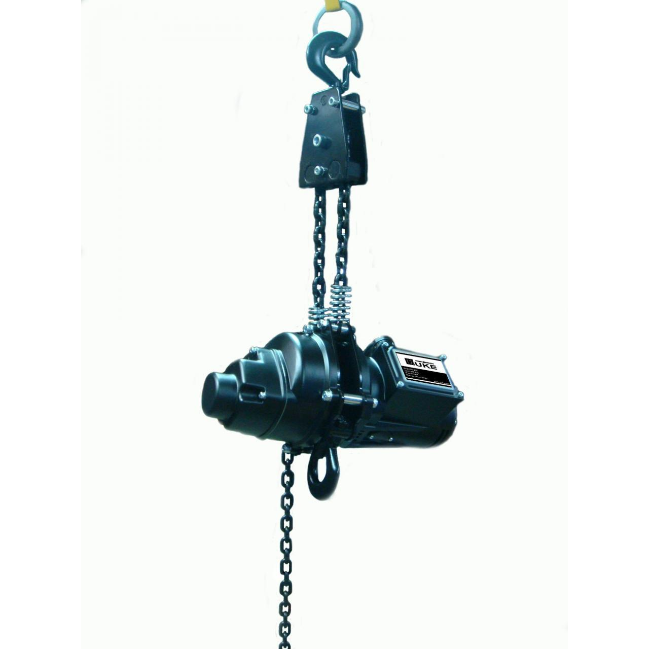 ELECTRIC INVERSION CHAIN DH-1000