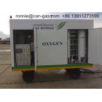 Buy cheap Good Quality Mobile Oxygen Filling Facility from wholesalers