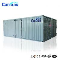 China Nitrogen Generator Containerized High Pressure Membrane Nitrogen Generator For Oil And Gas wholesale
