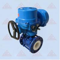 China Electric ceramic ball valve wholesale