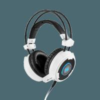 Buy cheap 8900 White/BlackGaming Headphone from wholesalers