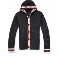 China Men's Fashion Single Breasted Hoodies Slim Cardigan wholesale