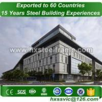 metal office buildings made of pre fab structure of New design sale to Conakry