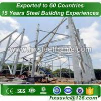space truss span building and space frame building with ASTM sell well in Lima