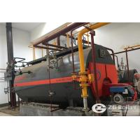 Diesel steam output 3 tonne/hr boiler