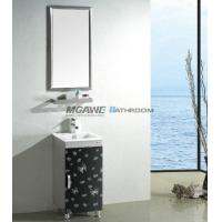 cheap stainless steel bathroom cabinets SS-4008