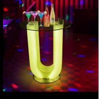 Buy cheap RGB Color Lighttable for Bar from wholesalers