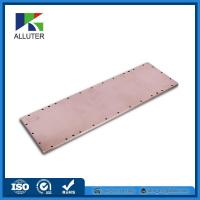 The flat panel Display coating industry brass target copper sputtering target