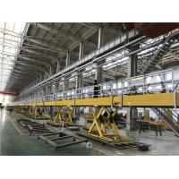 Buy cheap Twin Scissor Lift Twin Scissor Lift Installed on Railway Train from wholesalers