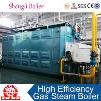 China High Efficiency Gas Steam Boiler on sale