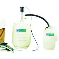 China Auto-boosting Liquid Nitrogen Pump on sale