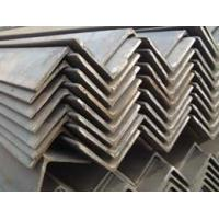 China Angle steel Construction structural mild steel Angle Iron Equal Angle Steel Steel Angle bar wholesale
