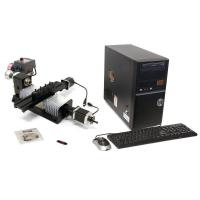 Buy cheap CNC Chucker Lathe with PC from wholesalers