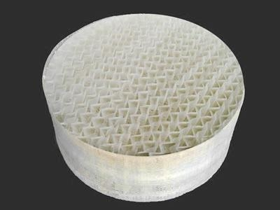 Quality Structured Packing Plastic structured packing for sale