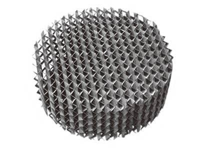 Quality Metal Plate-net Corrugated Packing for sale