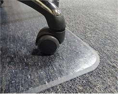 "Quality Low Pile Carpet .133"" Thick Beveled Chair Mats - 36""x 48"" - See More Sizes for sale"