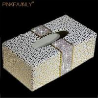 Hot Sell Nice Tissue Packing Case Tissue Paper Box