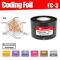 Coding Foil (Stamping Foil) Product Name:FC3