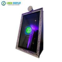 China Competitive Factory Price Touch Screen Selfie Magic Mirror Photo Booth on sale